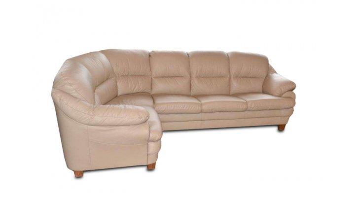 Кожаный угловой диван Sara (Сара) - 3