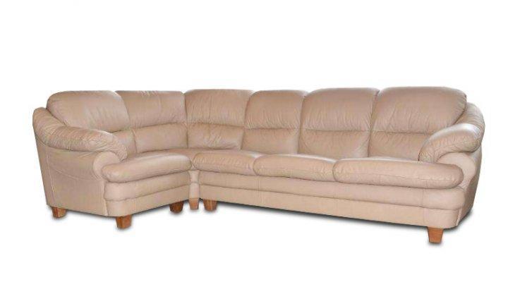 Кожаный угловой диван Sara (Сара) - 4