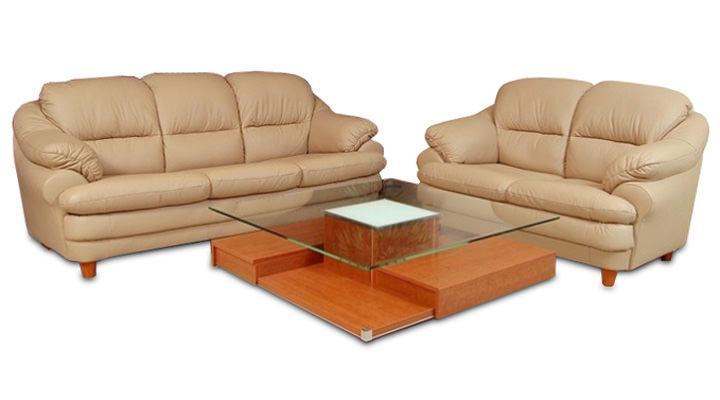 Кожаный диван Sara (Сара) - 4