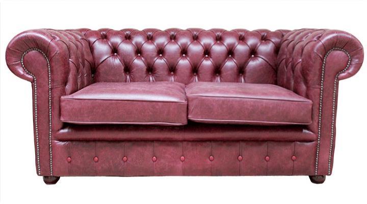 Кожаный диван Chesterfild (Честерфилд) - 2