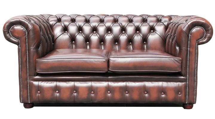 Кожаный диван Chesterfild (Честерфилд) - 3