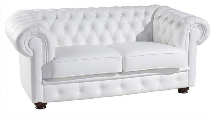 Кожаный диван Chesterfild (Честерфилд) - 4
