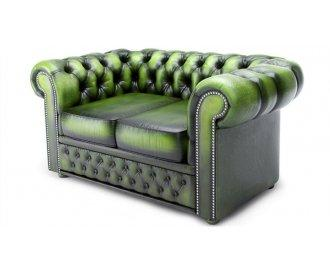 Кожаный диван Chesterfild (Честерфилд)