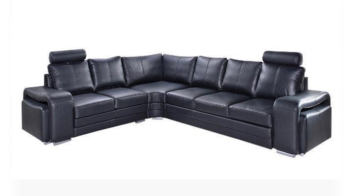 Кожаный модульный диван Enzo (Энцо) - 5