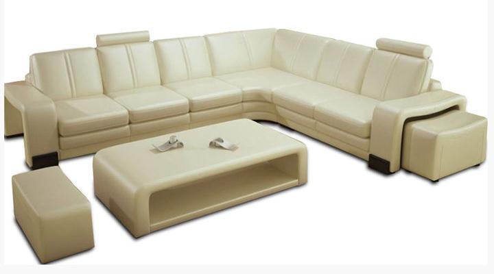 Кожаный модульный диван Enzo (Энцо) - 6