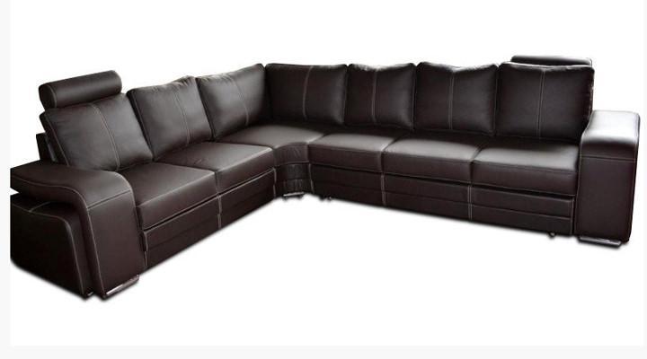 Кожаный модульный диван Enzo (Энцо) - 4