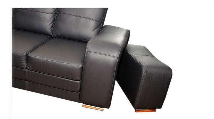 Кожаный модульный диван Enzo (Энцо) - 2