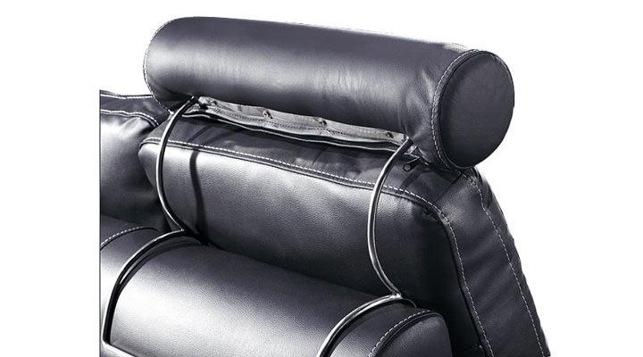 Кожаный модульный диван Enzo (Энцо) - 7