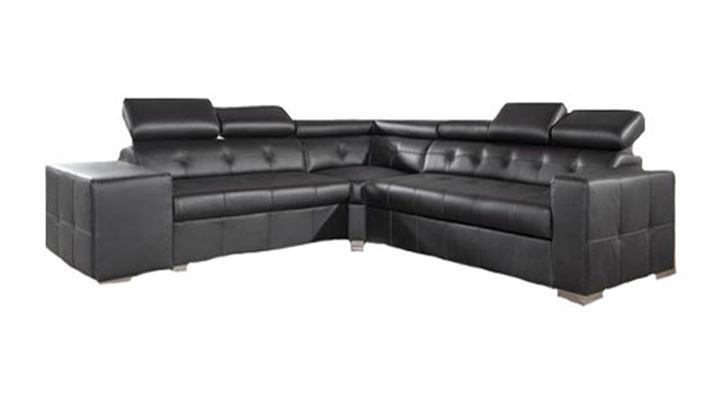 Кожаный модульный диван Etna De Lux (Этна де Люкс)