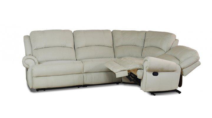 Угловой диван реклайнер Сидней - 3