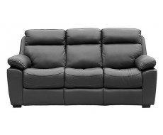 Кожаный диван реклайнер Алабама