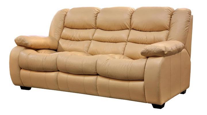 Кожаный диван Эшли - 7