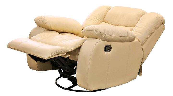 Кожаное кресло реклайнер Эшли - 2