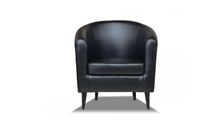 Кожаное кресло Кларк - 2