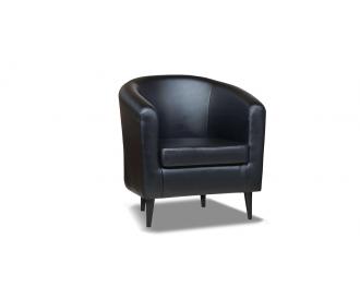 Кожаное кресло Кларк