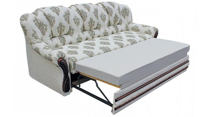 Кожаный диван Данко - 2