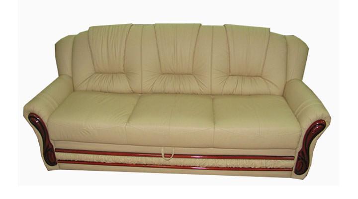 Кожаный диван Данко - 3