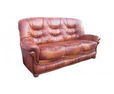 Кожаный диван Премьер