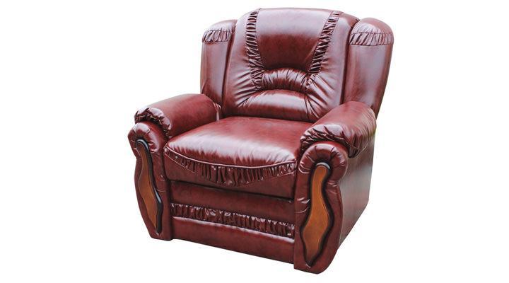 Кожаный диван Васко - 4