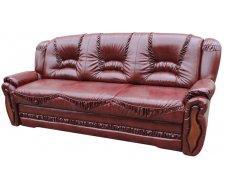 Кожаный диван Васко