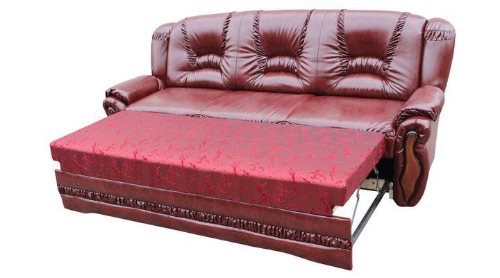 Кожаный диван Васко - 2