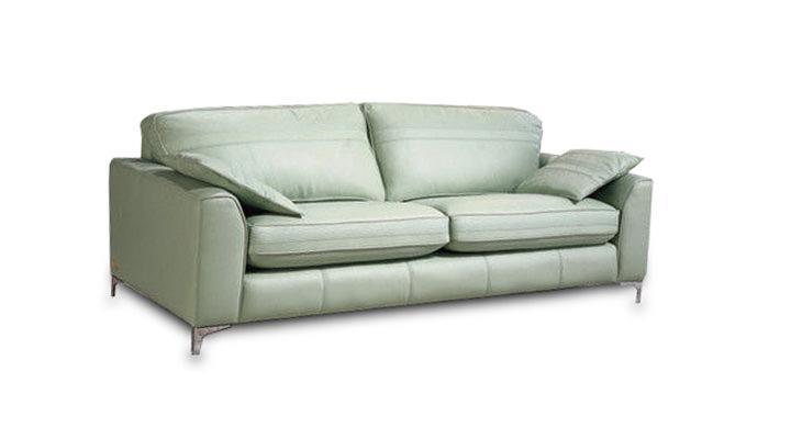 Кожаный двухместный диван Бриттани - 2