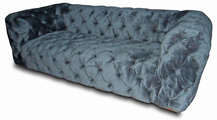 Кожаный диван Честер Мун - 3