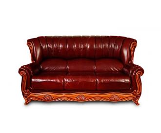 Кожаный диван Джокер