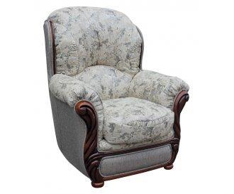 Кожаное кресло Плай
