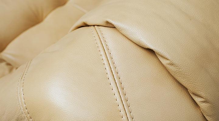 Кожаный угловой диван Барон - 6