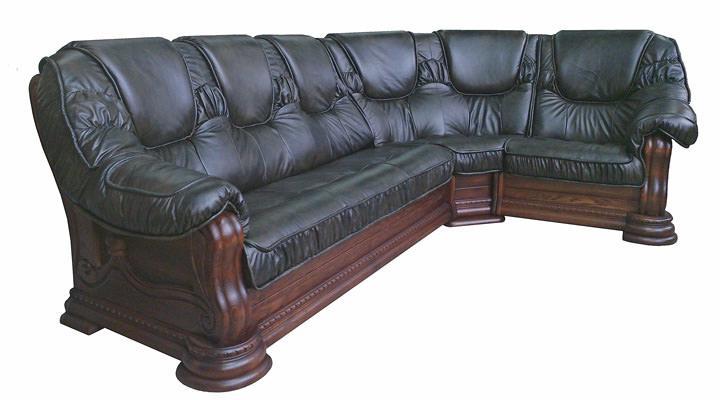 Угловой диван Гризли