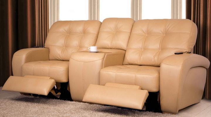 Двухместный диван реклайнер Винс - 2