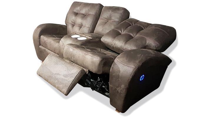 Двухместный диван реклайнер Винс - 3