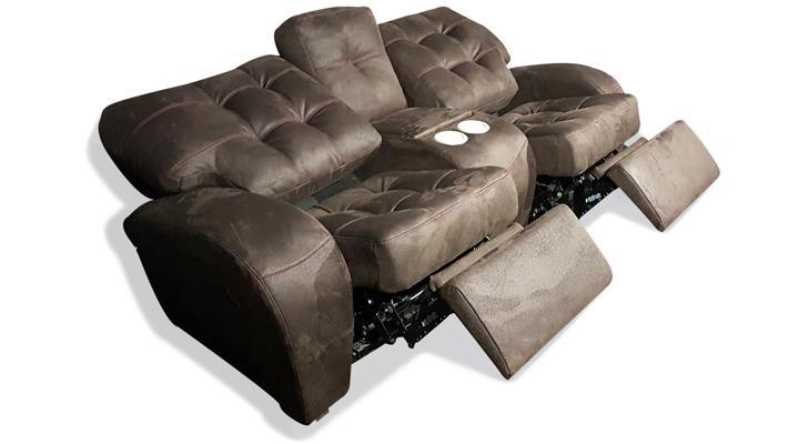 Двухместный диван реклайнер Винс - 4