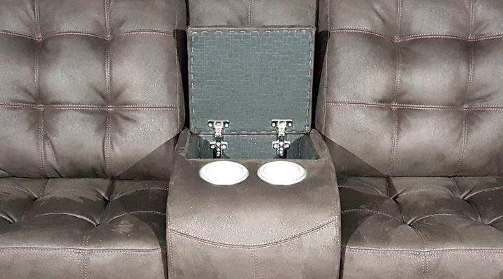 Двухместный диван реклайнер Винс - 9