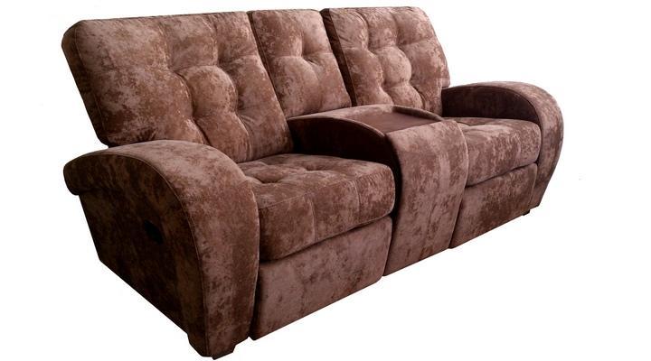 Двухместный диван реклайнер Винс - 7