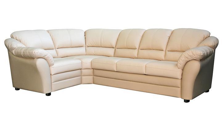 Кожаный угловой диван Атланта - 2