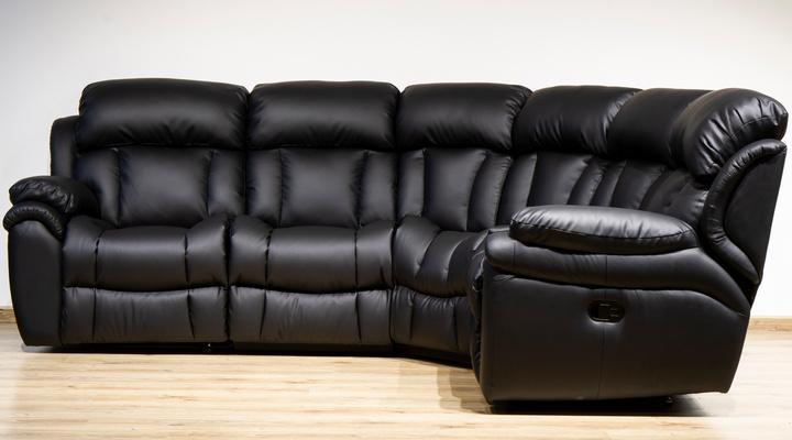 Угловой диван реклайнер Бостон - 7
