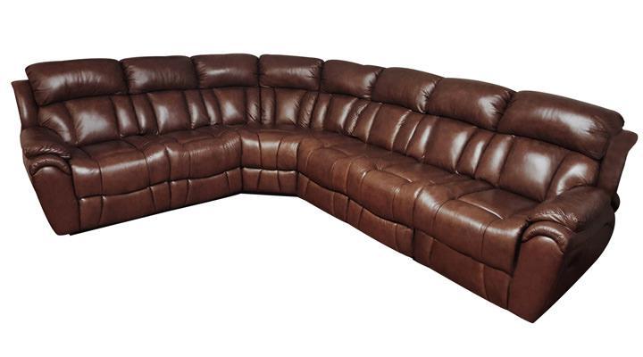 Угловой диван реклайнер Бостон - 2