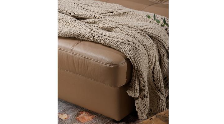 Кожаный угловой диван Калифорния В1-279 - 5