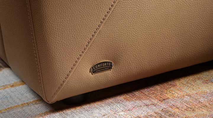 Кожаный угловой диван Калифорния В1-279 - 7
