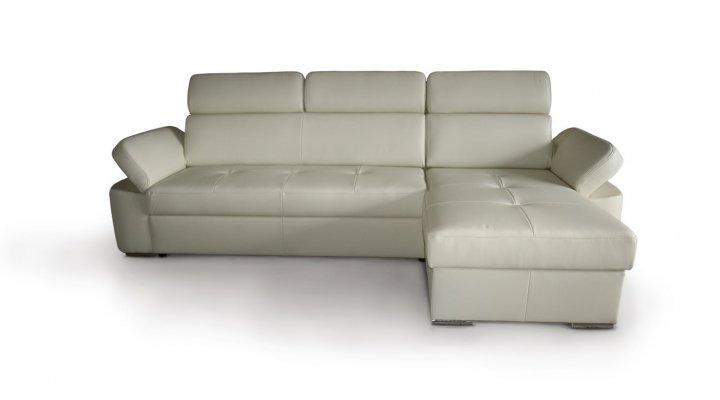 Кожаный угловой диван Кливленд В9-274 - 4