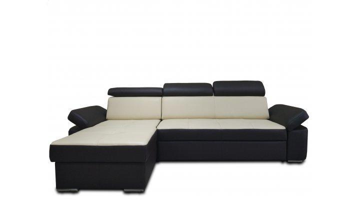 Кожаный угловой диван Кливленд В9-274 - 5