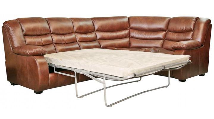 Кожаный угловой диван Манхэттен - 9