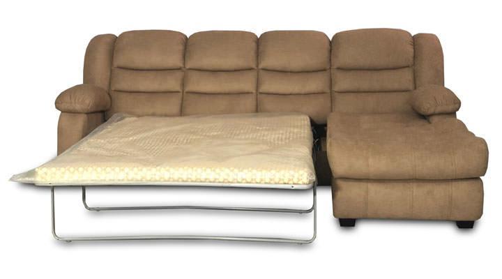 Угловой диван Манхэттен с отоманкой - 11