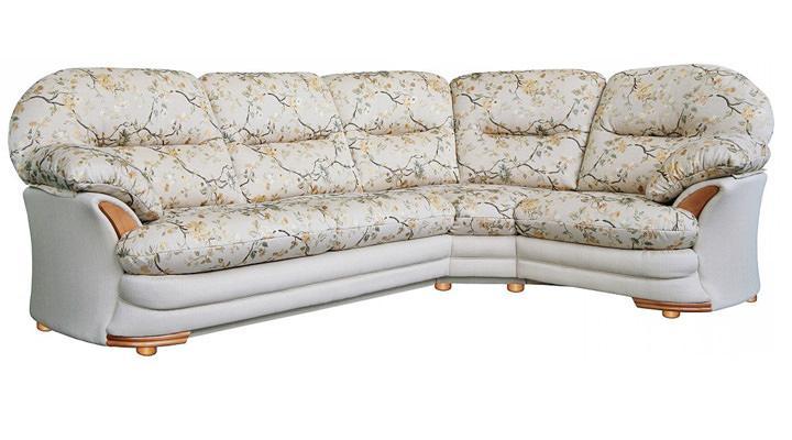 Кожаный угловой диван Нью-Йорк - 6