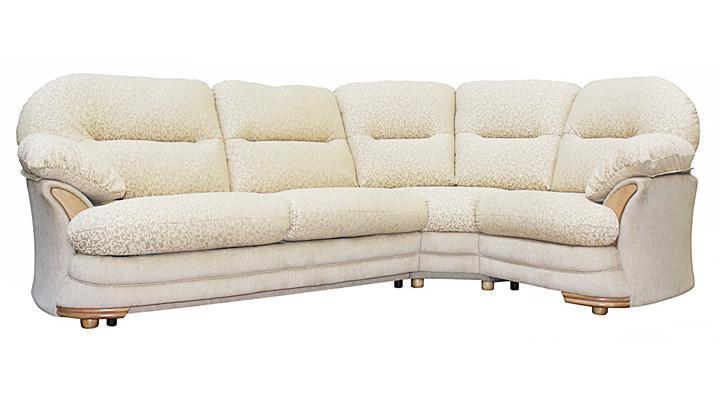 Кожаный угловой диван Нью-Йорк - 2