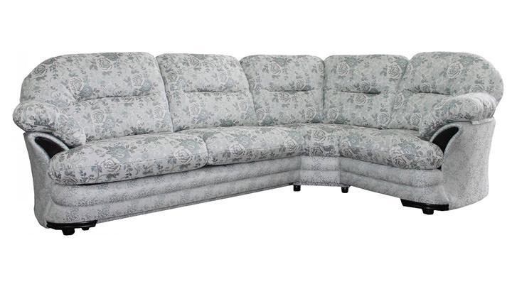 Кожаный угловой диван Нью-Йорк - 7