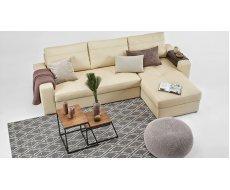 Кожаный угловой диван Филадельфия B1-254