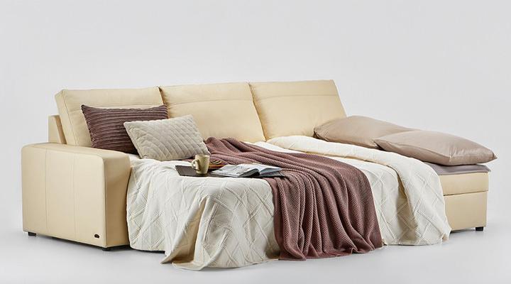 Кожаный угловой диван Филадельфия B1-254 - 3